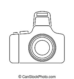 照片照像機, 圖象