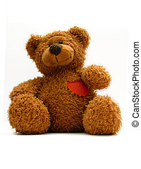 熊, テディ