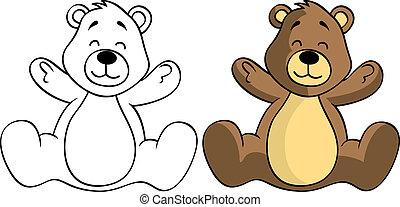熊, 幸せ