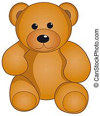 熊, teddy