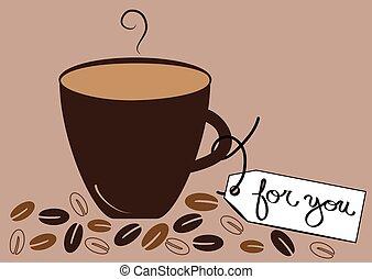 熱い コーヒー, あなた