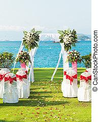 熱帶的婚禮