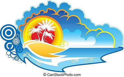 熱帶, 摘要, 背景