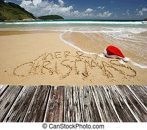 熱帶, 聖誕節