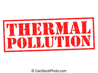 熱, 污染