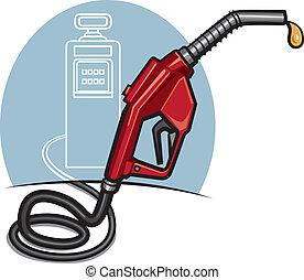 燃料, ディスペンサー, ポンプ