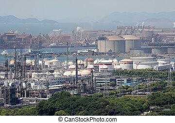 燃料, 産業, タンク