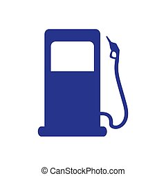 燃料, 背景。, 白色, 图标