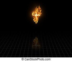 燃燒, 信心
