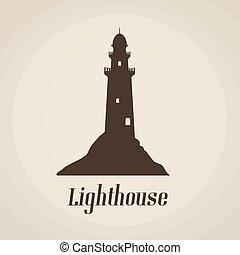 燈塔, 圖象