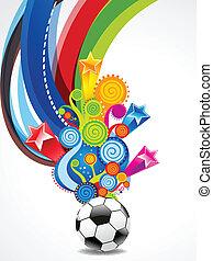 爆発しなさい, サッカー, 背景