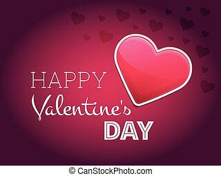 爱, 背景, valentine