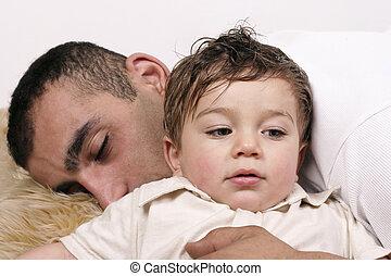 父親和儿子