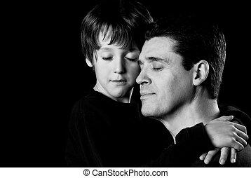 父, 息子