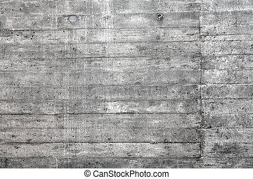 牆, 混凝土