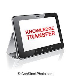 片劑, 電腦, 由于, 正文, 知識, 調動, 展出