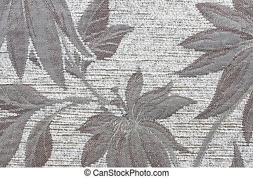 片段, 模式, 植物群, 挂毯, 背景