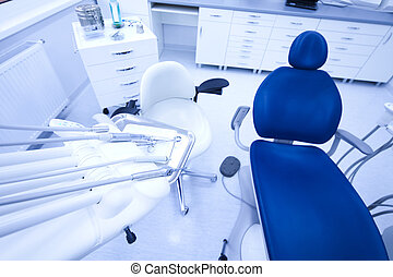 牙科, 辦公室