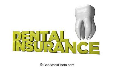牙齒的保險