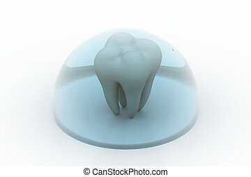 牙齒的健康, 概念