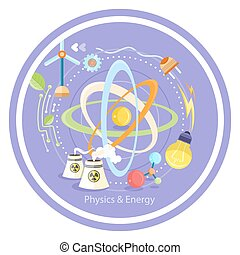 物理学, エネルギー