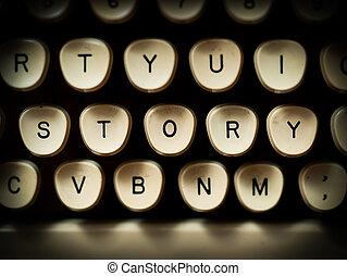 物語, 概念