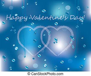 特別な日, カード, バレンタイン
