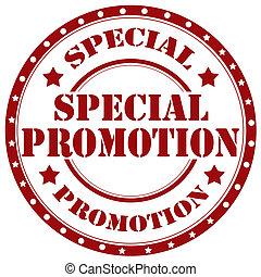 特別, promotion-stamp