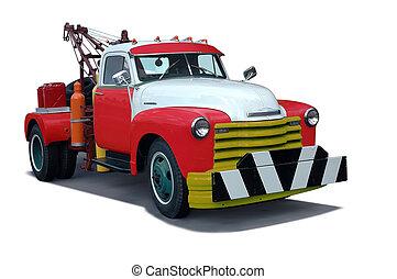 牽引 トラック
