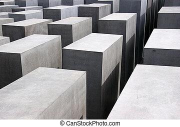 犹太, 纪念碑, 柏林