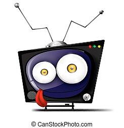 狂気, テレビ
