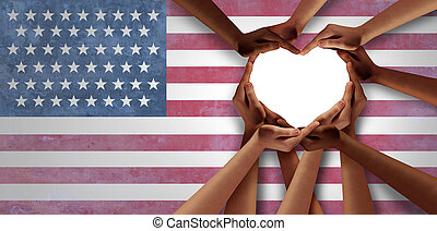 独立, アメリカ, 日