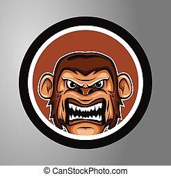 猴子, 環繞, 屠夫