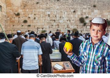 猶太的假日, sukkot