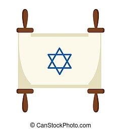 猶太, torah, 圖象