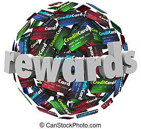 獎賞, 信用卡, 客戶忠心, 計划, 點