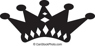 王冠, ベクトル, 芸術, クリップ