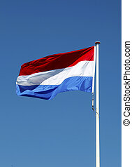 王国, 旗, netherla