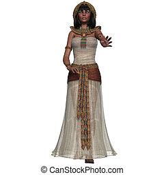 王女, エジプト人