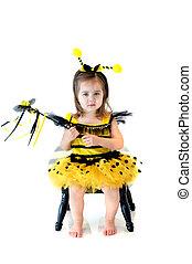 王女, 蜂