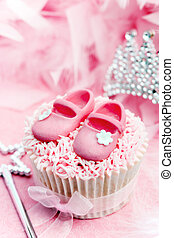 王女, cupcake