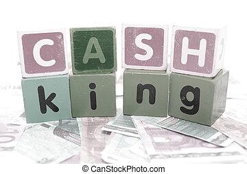 王, プレーしなさい, おもちゃ, 手紙, 現金, ブロック