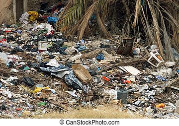环境, 污染