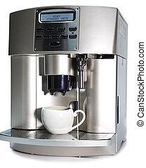 现代, 咖啡机器
