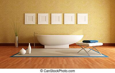 现代, 浴室