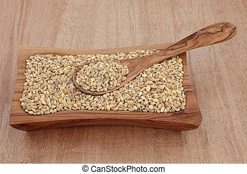 珍珠, 大麥