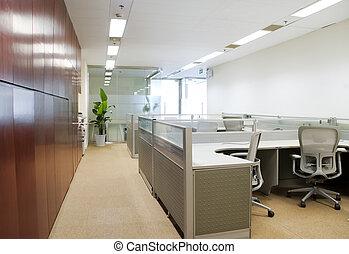 現代, オフィスの内部