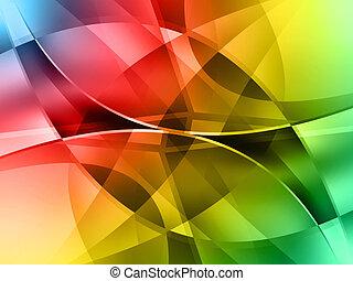 現代, デジタルバックグラウンド, -, 類似した, イメージ, 利用できる