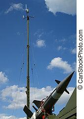 現代, ロシア人, 対空, ミサイル, 5v27de, に対して, ∥, 空