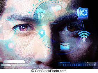 現代, 人類, 技術, 生活